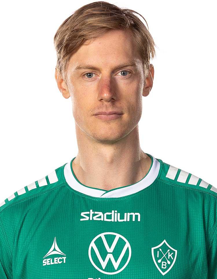 Pontus Hindrikes Bergström