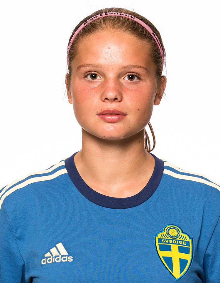 Tilda Andrén Spelarstatistik Svensk fotboll