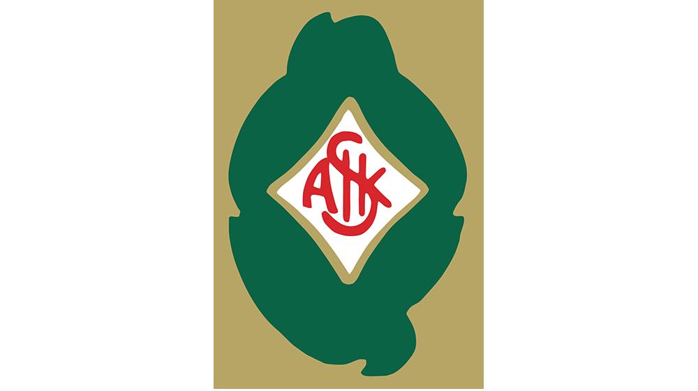 Skövde AIK emblem