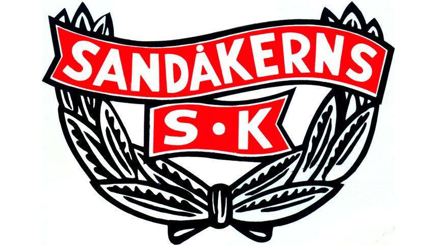 Sandåkerns SK P17 emblem