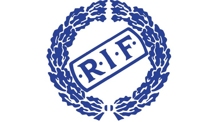 Rimbo IF Dam emblem