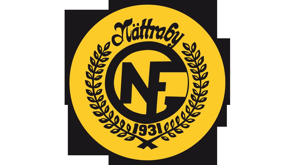 Nättraby GoIF Dam emblem