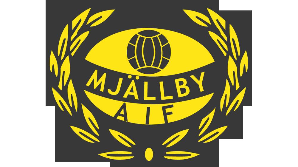 Mjällby AIF emblem