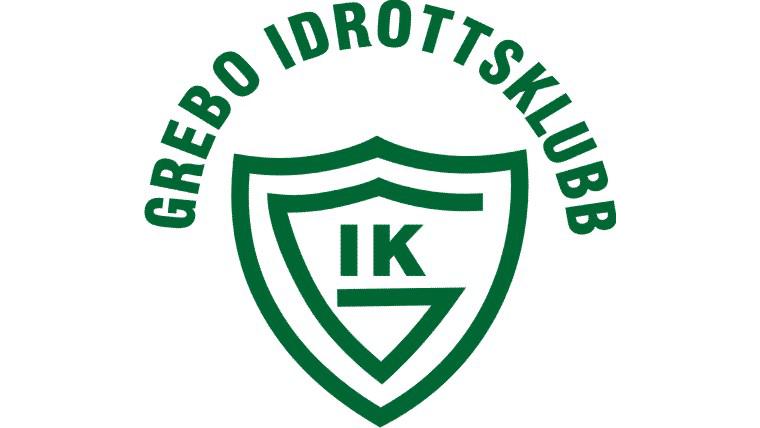 Grebo IK emblem