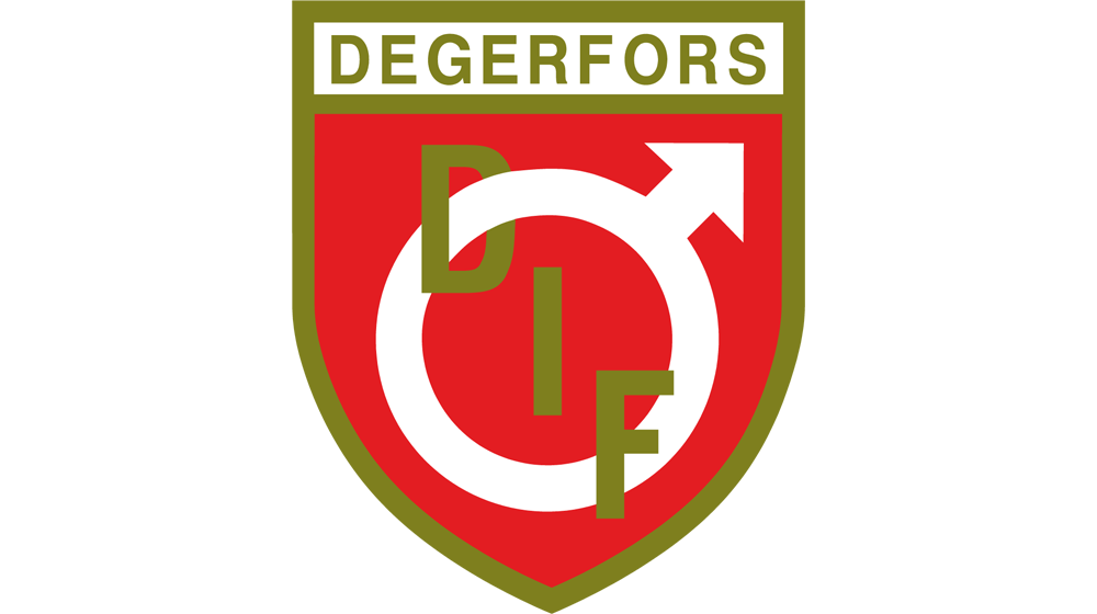 Degerfors IF  emblem