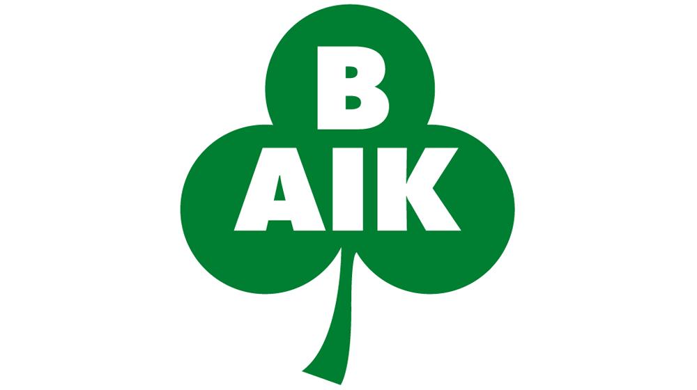 Bergnäsets AIK 2 emblem