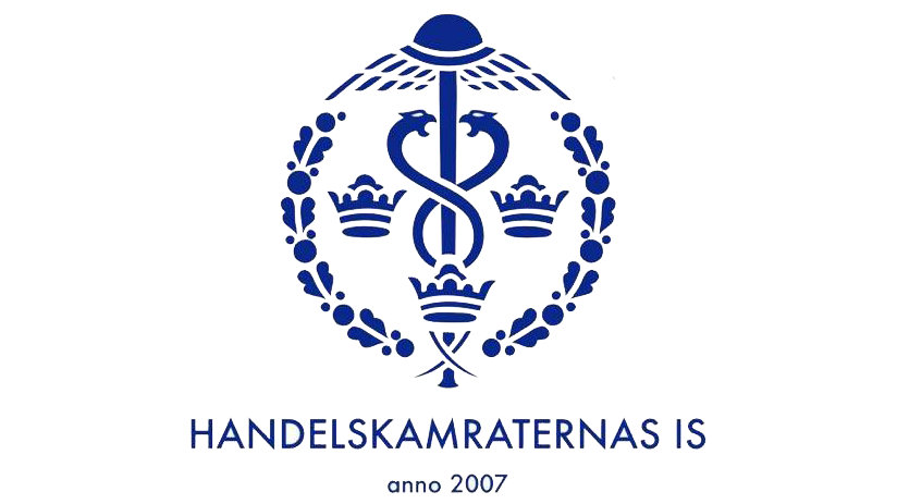 Handelskamraternas IS emblem