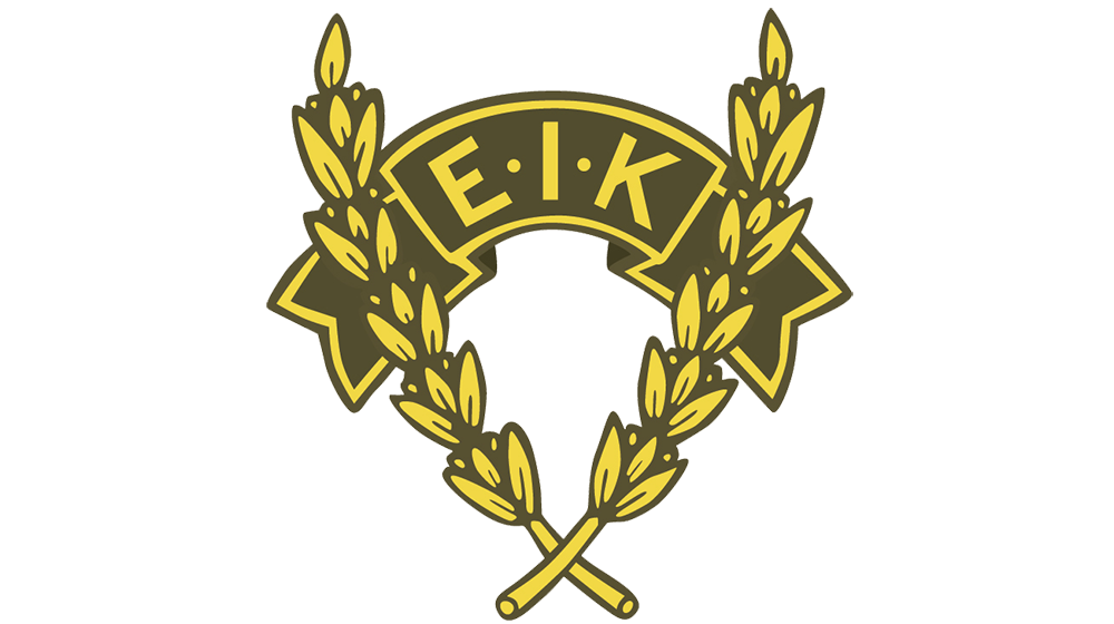 Essinge IK emblem