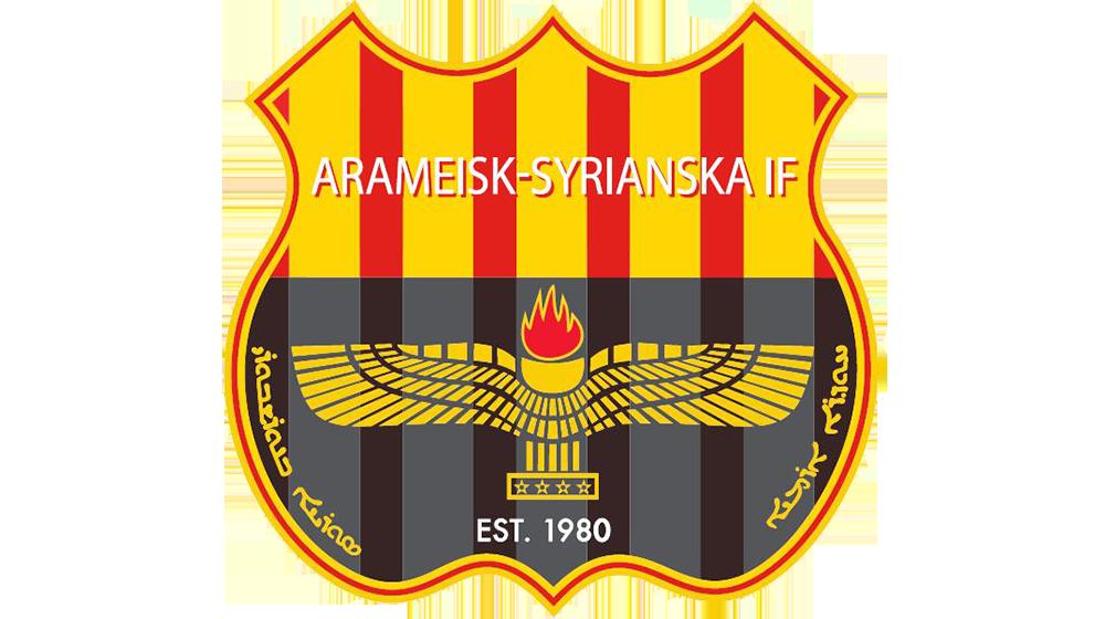 Arameisk-Syrianska IF emblem
