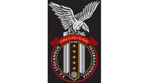 FC Stockholm Internazionale FC Stockholm Internazionale emblem