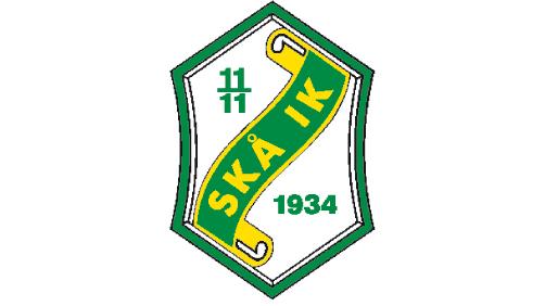 Skå IK & Bygdegård emblem