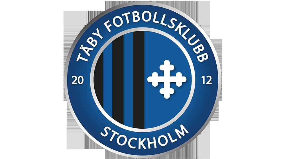 Täby FK emblem