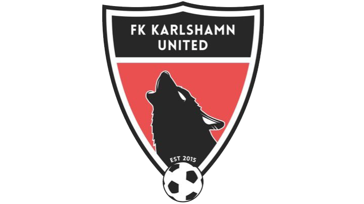 FK Karlshamn United emblem