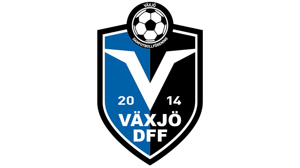 Växjö DFF Akademi emblem