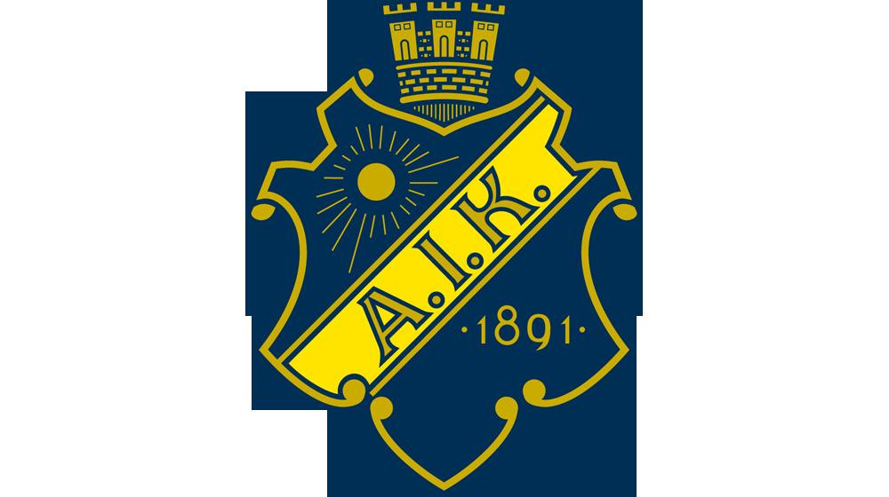 AIK Fotboll AB emblem