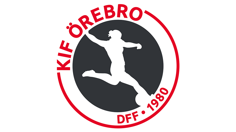 KIF Örebro DFF emblem