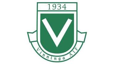Vinninga AIF A-dam emblem