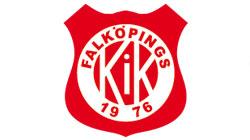 Falköpings KIK A emblem