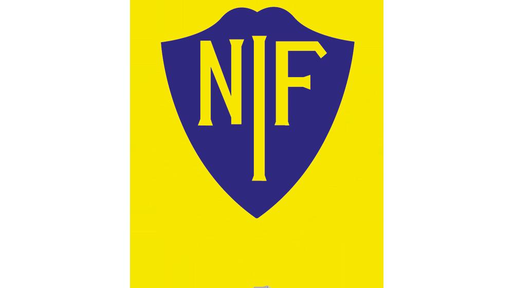 Norrstrands IF A emblem