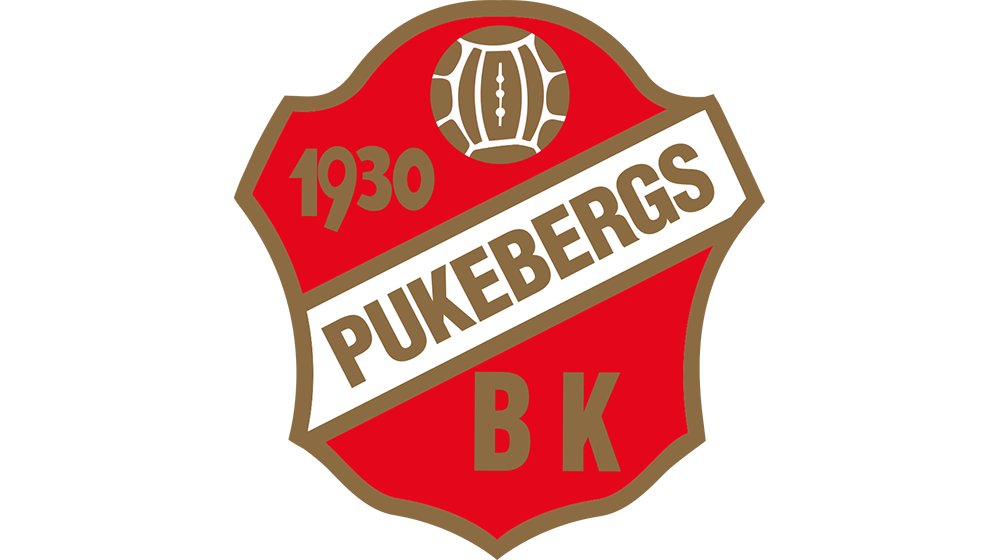 Pukebergs BK emblem