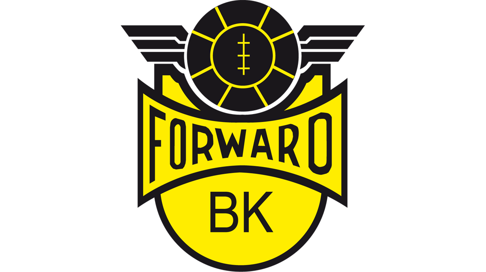 BK Forward Svart