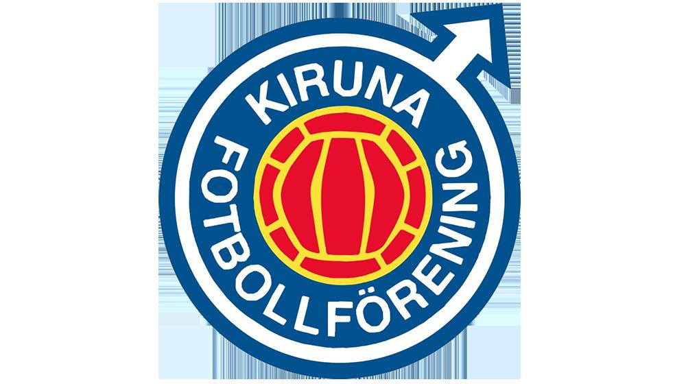 Kiruna FF Herr A emblem