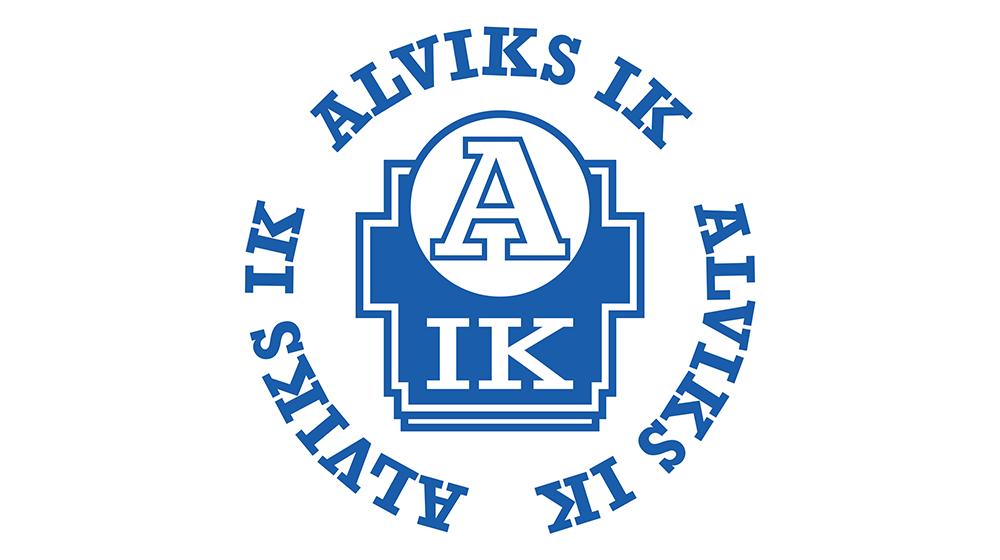 Alviks IK emblem