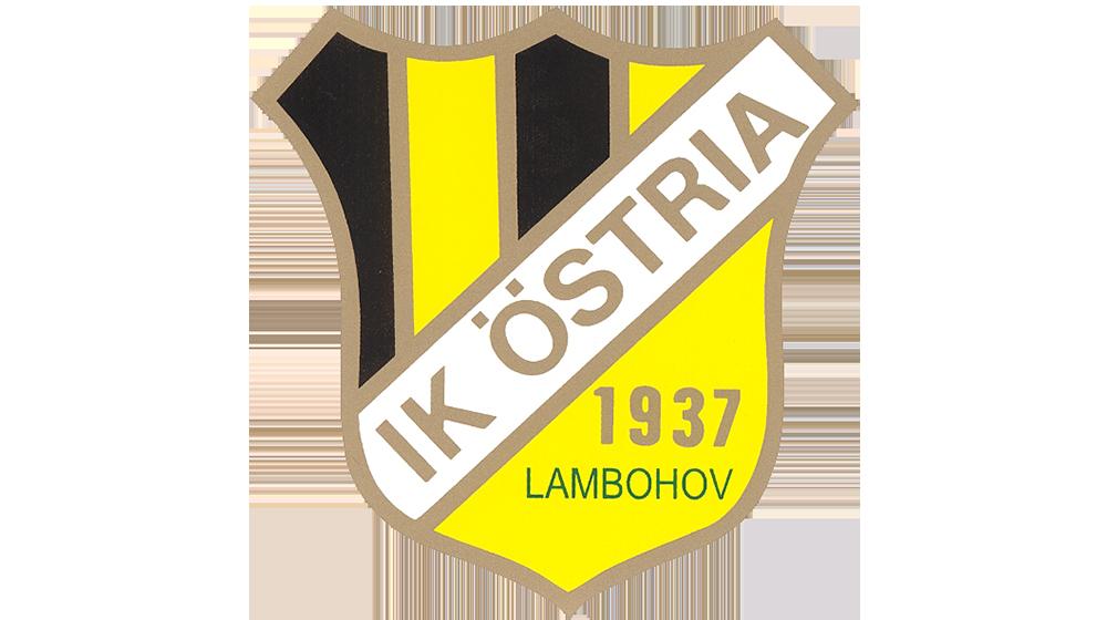 IK Östria Lambohov emblem