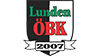 Lunden Överås BK emblem