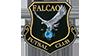 Falcao FC Stockholm emblem