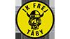 IK Frej Täby FK emblem