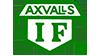 Axvalls IF emblem